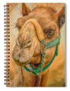Nature Wear Camel Spiral Notebook