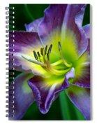 Nature's Art Spiral Notebook
