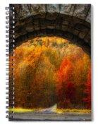 Natures Color Schemes Spiral Notebook