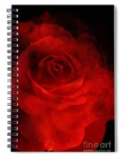 Natures Flame Spiral Notebook