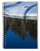 Natures Flip Side Spiral Notebook