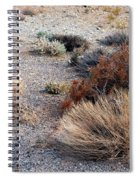 Natures Garden - Utah Spiral Notebook