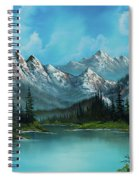 Nature's Grandeur Spiral Notebook
