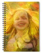 Nature's Joy Spiral Notebook