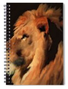 Nature's King Spiral Notebook