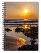 Nature's Masterpiece Spiral Notebook