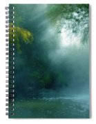 Nature's Mystique Spiral Notebook