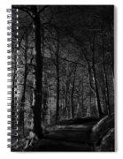 Nature's Path Spiral Notebook