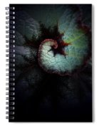 Nature's Rex Begonia Spiral Notebook