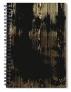 Nature's Secret Code - The Wood Grain Message #3 Spiral Notebook