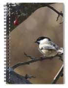 Natures Small Wonders Spiral Notebook