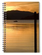 Natures Spotlight Spiral Notebook