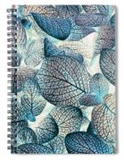 Nature's Tracery Spiral Notebook