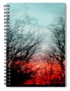 Memory Over Matter No 2 Spiral Notebook