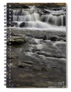 Natures Water Beauty Spiral Notebook