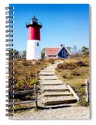 Nauset Spiral Notebook