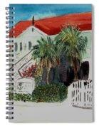 Nautical Museum Georgetown Spiral Notebook