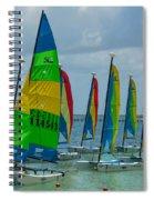 Nautical Travel Spiral Notebook