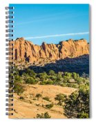 Navajo National Monument Canyons Spiral Notebook