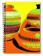 Navajo Pots Spiral Notebook