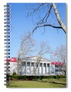 Naval Square - Philadelphia Pa Spiral Notebook