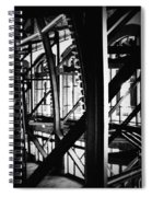Navy Pier Grand Ballroom Spiral Notebook