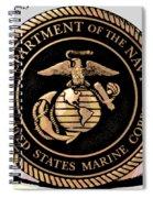 Navy Seal Spiral Notebook