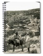 Nazareth, Palestine, C1920 Spiral Notebook