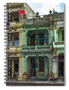 Nazdarovie Hotel Spiral Notebook