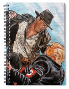 Nazis. I Hate Those Guys. Spiral Notebook