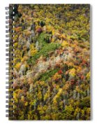Nc Fall Foliage 0543 Spiral Notebook