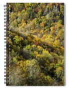Nc Fall Foliage 0545 Spiral Notebook