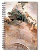 N.c. Wyeth: Ore Wagon Spiral Notebook