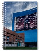 Ncaa Bracket Spiral Notebook