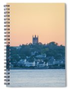 Near Easton Point - New Port Rhode Island Spiral Notebook
