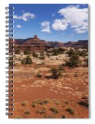 Near Goose Neck Spiral Notebook