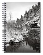 Near Telluride Colorado Spiral Notebook
