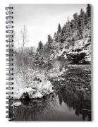 Near Telluride Colorado Spiral Notebook