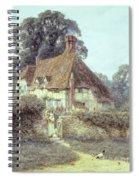 Near Witley Surrey Spiral Notebook
