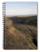 Near Yakama - Washington Spiral Notebook