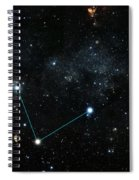 Nearest Exoplanet, Hd 219134 System Spiral Notebook