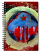 Nebraska Spiral Notebook