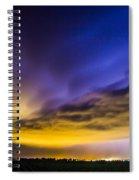 Nebraska Night Beast 021 Spiral Notebook