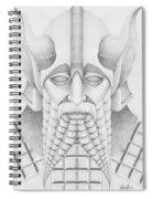Nebuchadezzar Spiral Notebook