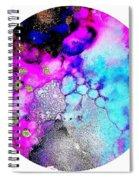 Nebula 2 Spiral Notebook
