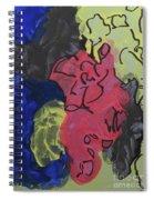 Nebulae 1 Spiral Notebook