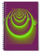 Necklace Spiral Notebook