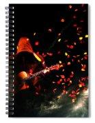 Necromancer Spiral Notebook