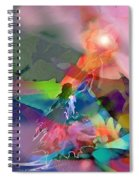 Nectar Of Heaven Spiral Notebook