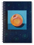 Nectarine Spiral Notebook